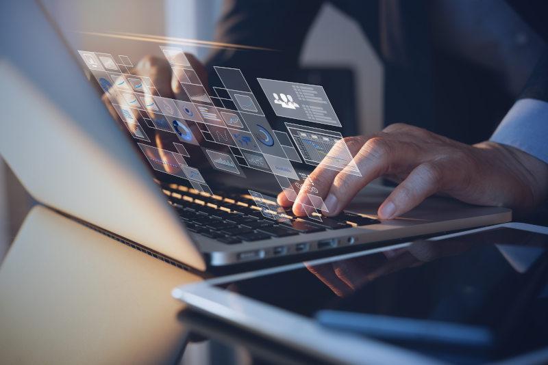 Datenverwaltung in Serviceunternehmen